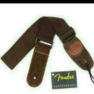 brand new guitar fender strap fixed price