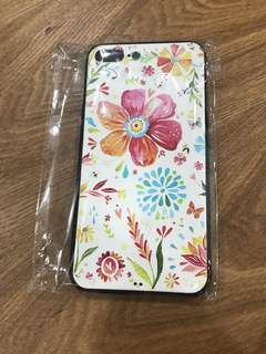 Iphone 7plus (embossed print) cover
