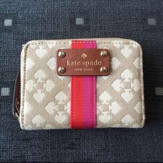Kate Spade Mini Neda Classic Spade Small Wallet
