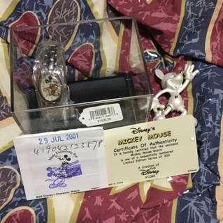 絕版日本製米奇手錶