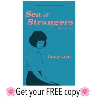 #FREE Sea of Strangers Ebook LANG LEAV