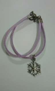 -giveaway- DIY Suede Bracelet