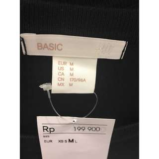 H&M Sweater Rajut