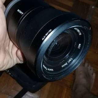 Sony Emount lens for sales (urgent)