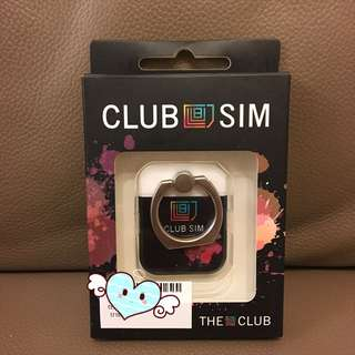 Club Sim Ring Holder