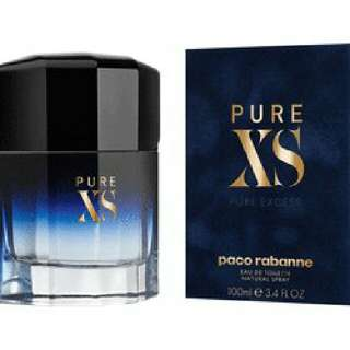 [BNIB] Paco Rabanne Pure XS EDT 100ml