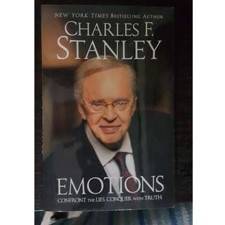 Emotions by Charles Stanley (New York Times Bestselling Author) 0