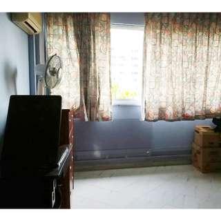 2 x common room in a unit @ Khatib MRT Blk 810 Yishun