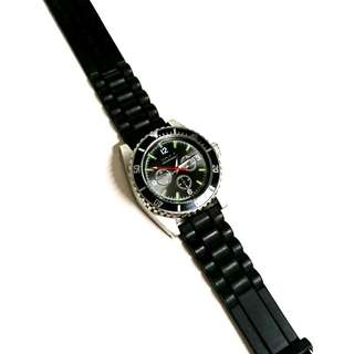 Hidden Gridder Fake Watch