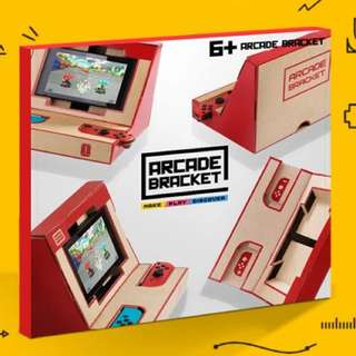 LABO Arcade Bracket Nintendo Switch
