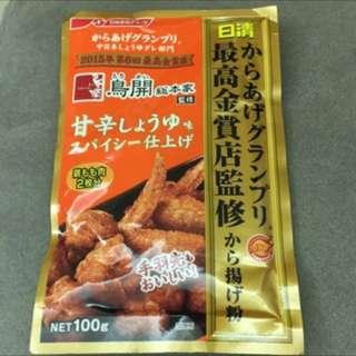 🚚 日本日清炸雞粉—-甜辣醬油口味