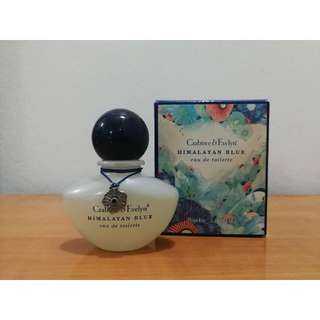 * Crabtree & Evelyn * Himalayan Blue * Perfume *