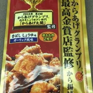 🚚 日本日清炸雞粉—-醬油香蒜風味
