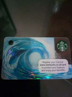 starbucks card LIMITED EDITION !