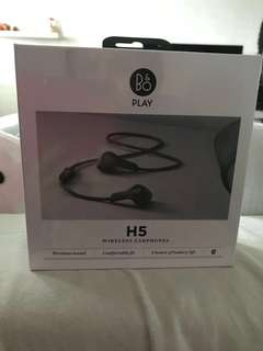 B&O H5 wireless Earphone