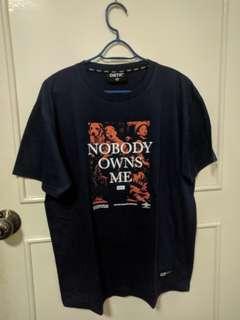 Don't blame the kids DBTK shirt (medium)