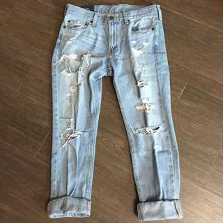 [30W] Hollister jeans NOT nike adidas supreme stussy