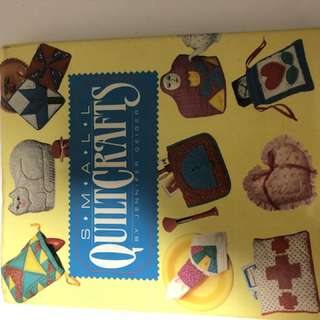 Quilt hard cover used but good condition