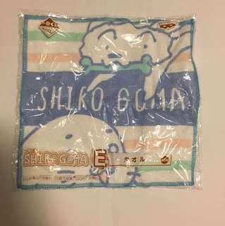小白x小海獅毛巾
