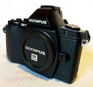 Olympus Em5 無反,淨機八成新,完全正常功能