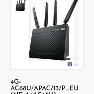 Router 4G-AC68U