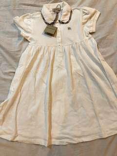 Burberry Dress White