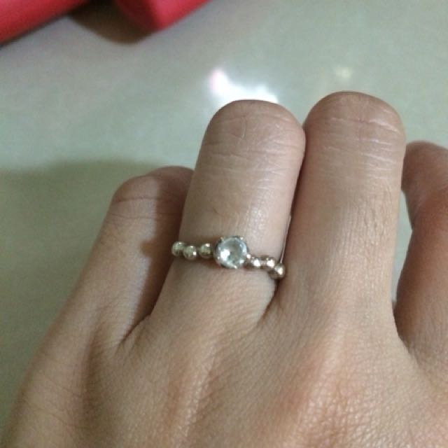 925 silver works ring
