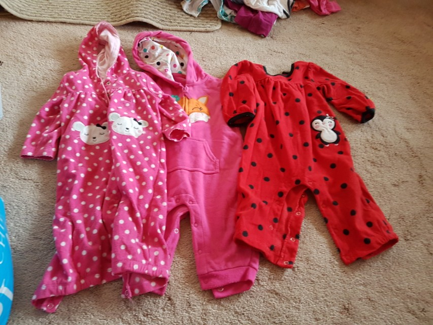 9 months old girls outfits