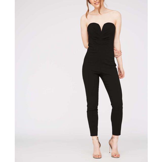 🆕 Miss Selfridge Black Jumpsuit