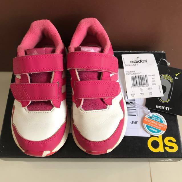 Adidas Snice Size 25.5 Ori