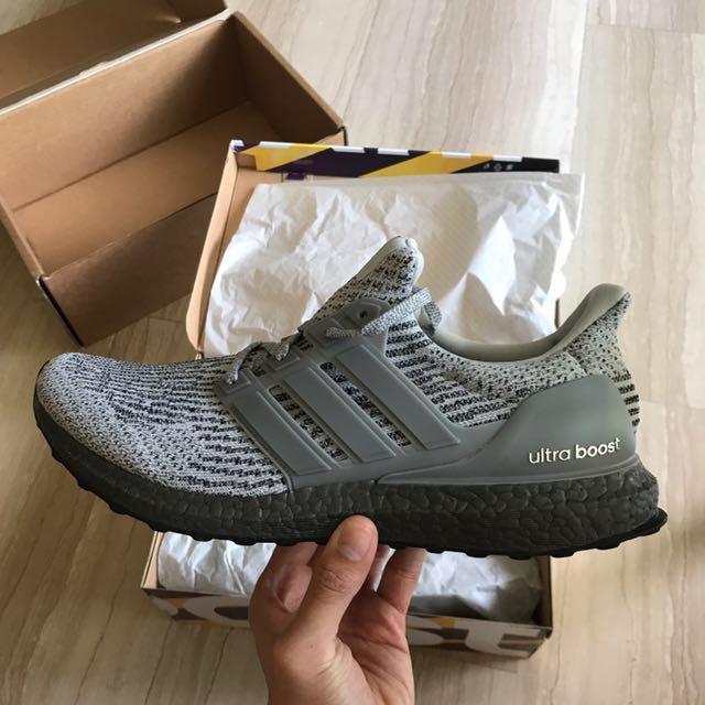 9362bbf55 Adidas Ultra Boost 3.0 Triple Grey