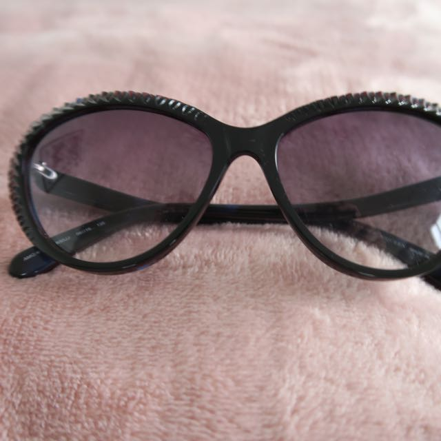 ALEXANDER MCQUEEN Cateye Sunglasses