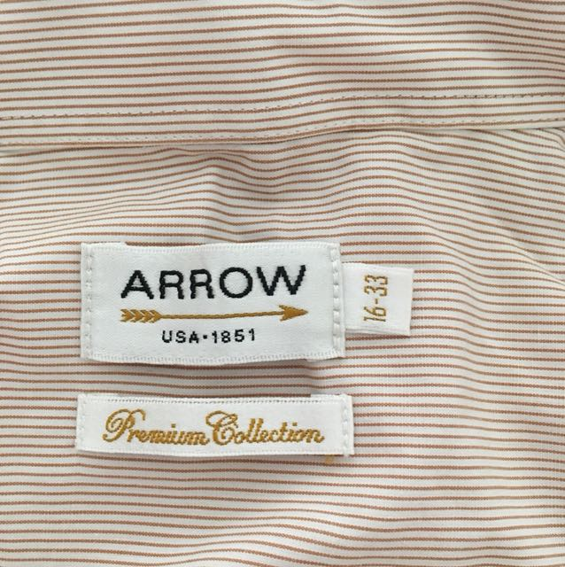 Arrow premium collection business shirt