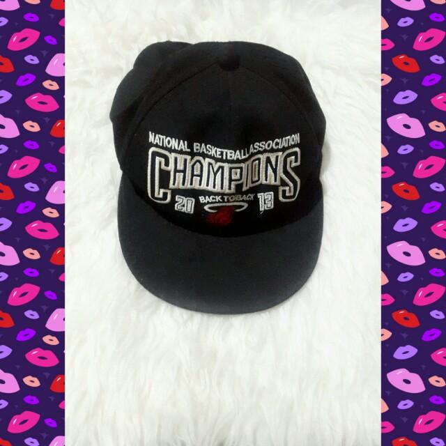#barteryuk Champion Baseball Hat