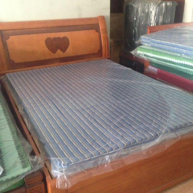 Bed Frame Size 60