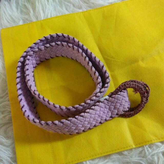 Belt ungu