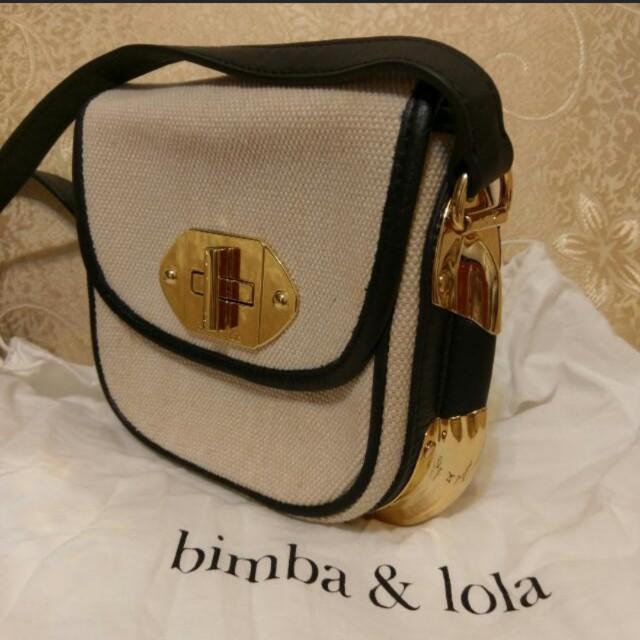 Bimba&lola金屬 肩/斜背包
