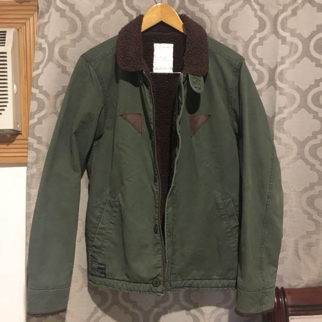 Black chocoolate jacket