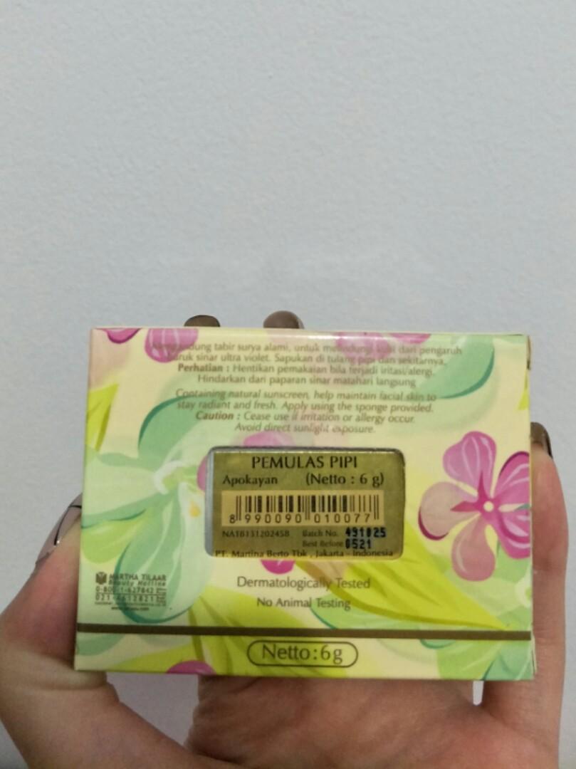 Rosken Skin Repair Dry Cream 375ml Original 1002 Daftar Harga Jam Tangan Wanita Charles Jourdan Cj1002 2552 Rose Gold Blushon Apokayan By Martha Tilaar Kesehatan Kecantikan Rias Wajah Di Carousell