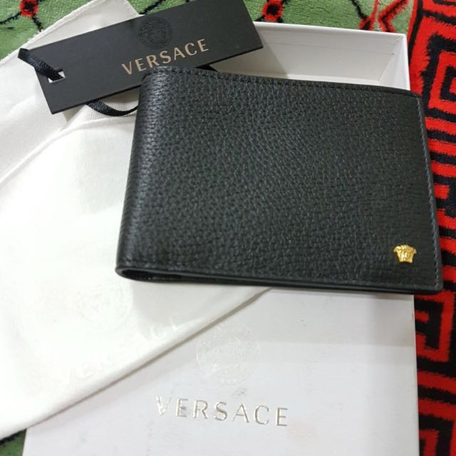 5eb1027458ff6 Bnib And Authentic Versace Men Wallet S Fashion Bags. Versace Mens Wallets  ...