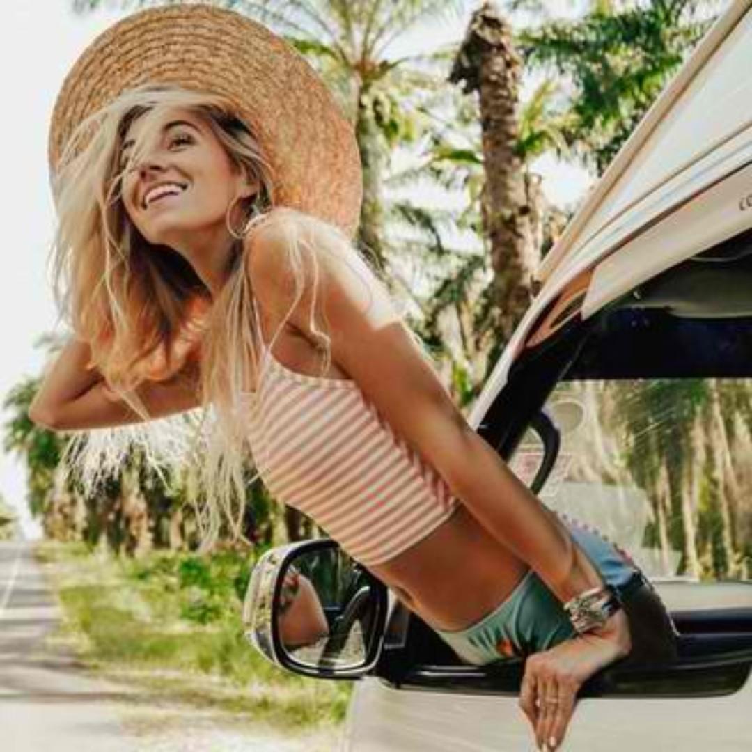 Brand New: Crop Top Bikini