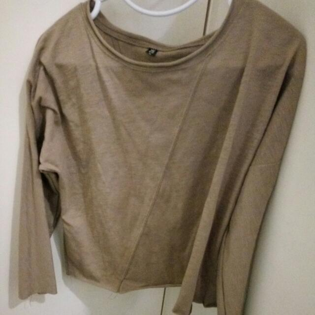 Brown Long Sleeves