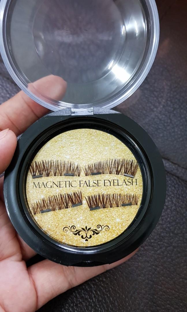 Bulu mata magnet