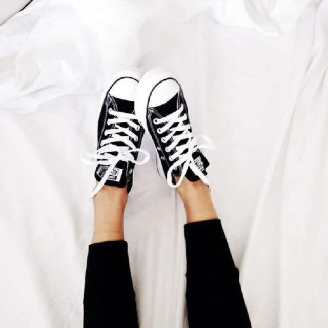 B&W 5.5 Converse