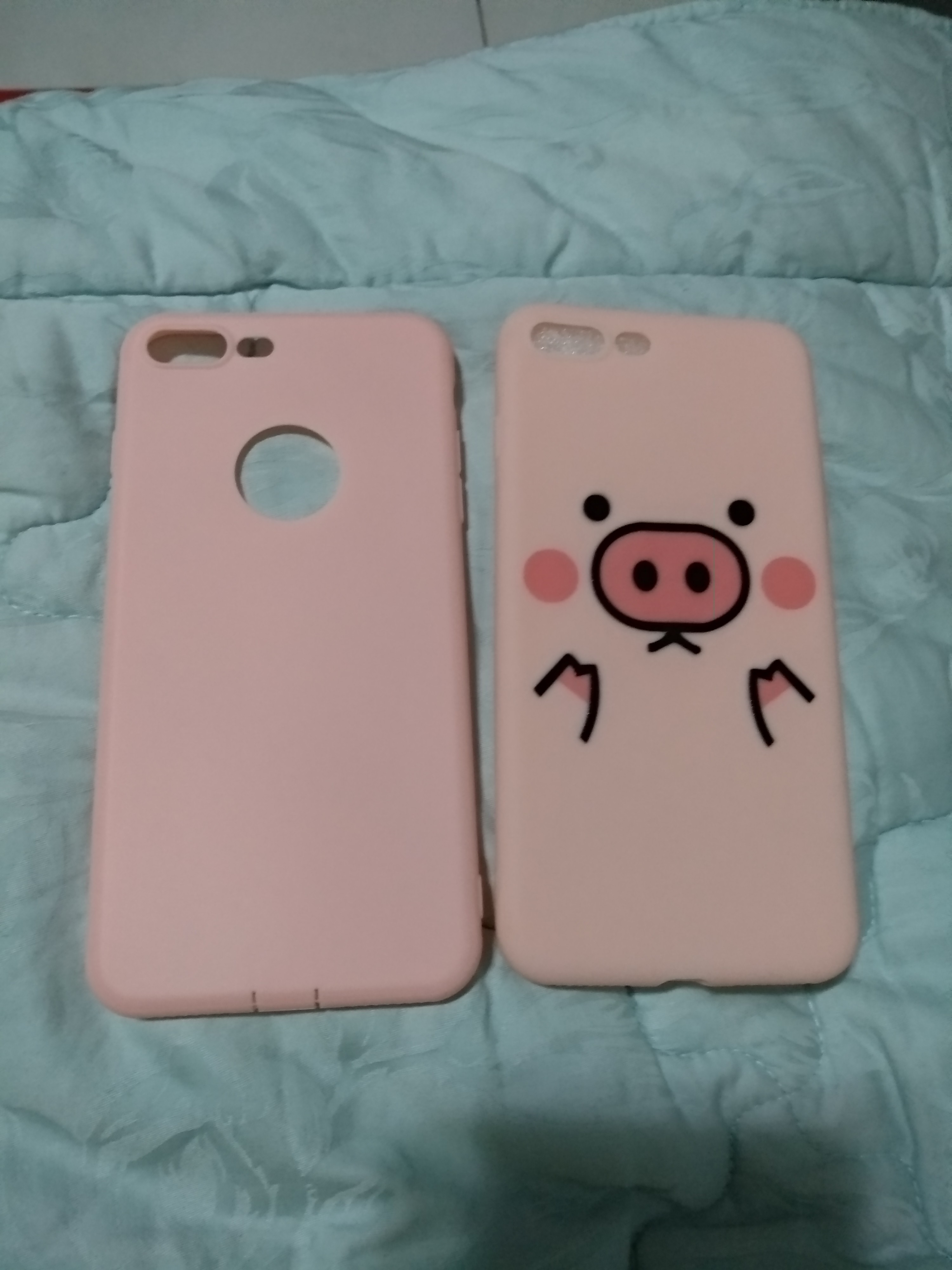 Case Iphone 7 plus 2 cases