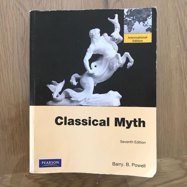 Classical Studies 110: Classical Myth.