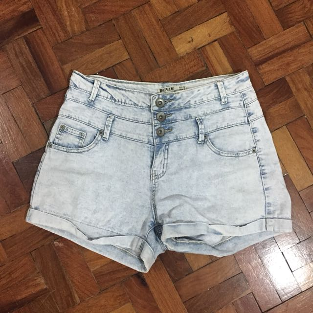 Cotton On HW shorts
