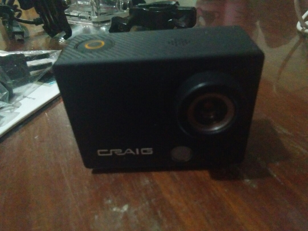 Craig action camera