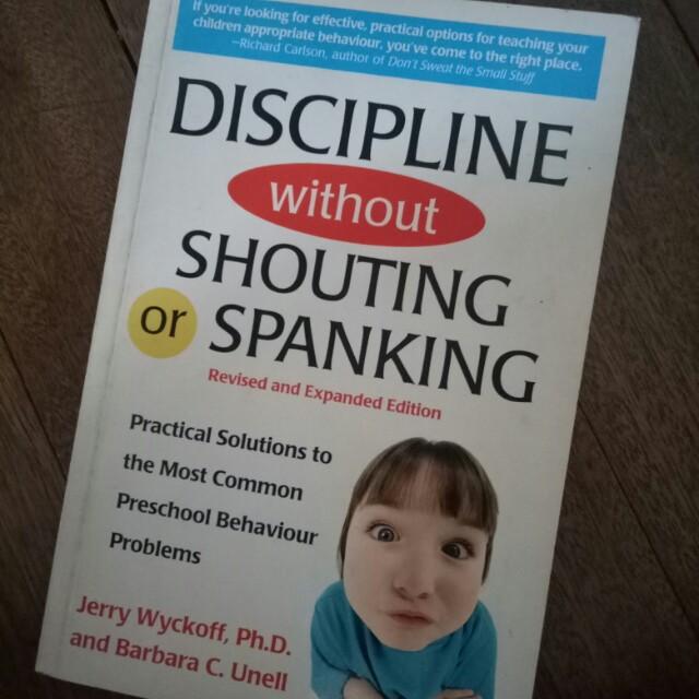 Discipline Without Spanking