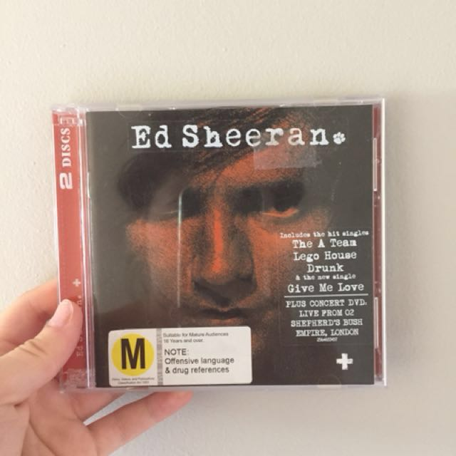 Ed Sheeran CD